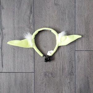 NWT Dog Yoda Ears